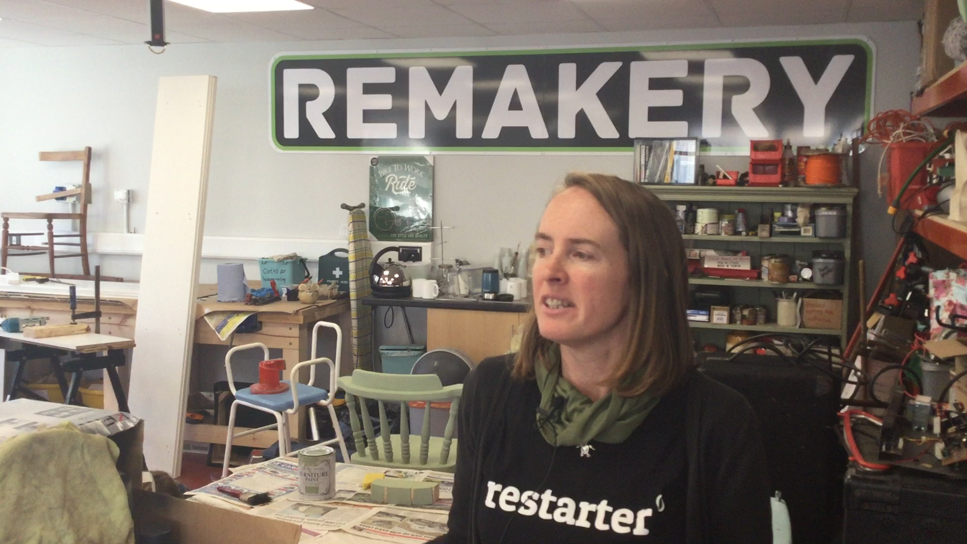 The Pembrokeshire Remakery