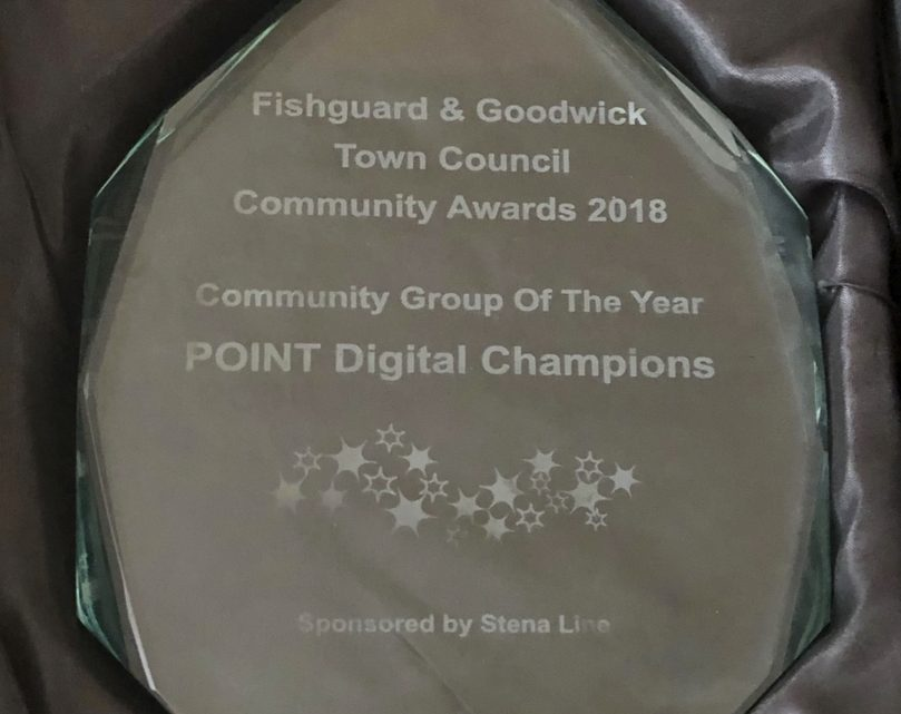 Fishguard Community Awards 2018
