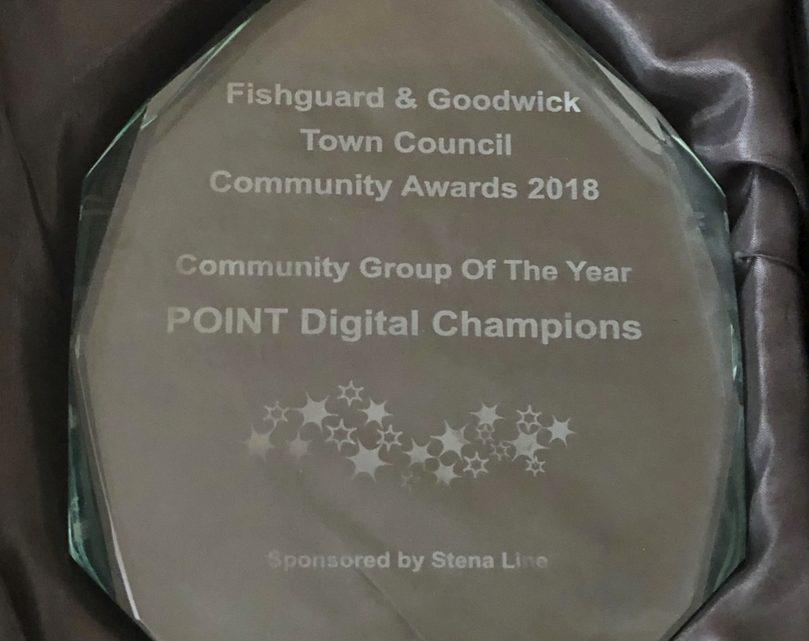 Fishguard Community Awards 2018