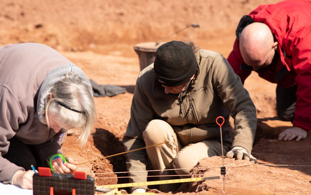 Excavating the Iron Age Chariot