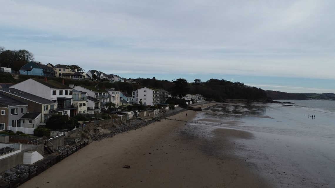 From the Coal House to Amroth