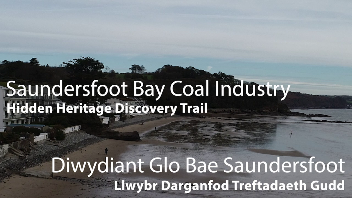 Saundersfoot Bay Coal Industry Heritage Film